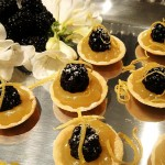 Anne Apra Events Lemon Tart dessert
